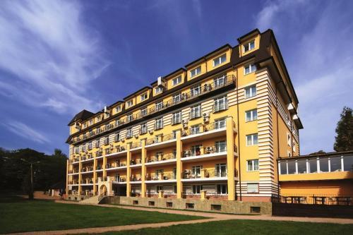Курортный отель Spa Hotel Promenade, Трускавец, Украина