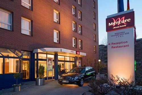 Mercure Hotel München Neuperlach Süd photo 3