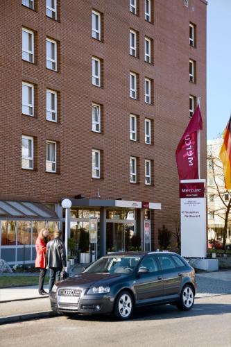 Mercure Hotel München Neuperlach Süd photo 17
