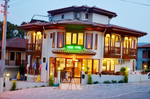 Akyaka Yesil Apart Hotel tatil