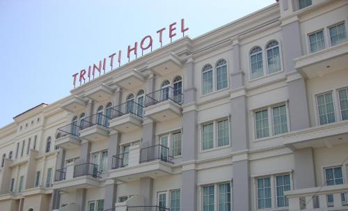 Triniti Hotel Batam impression