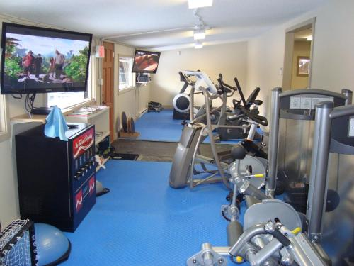 Ypc Fitness & Accomodations