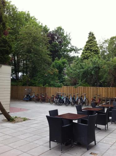 Hotel Vossius Vondelpark photo 40