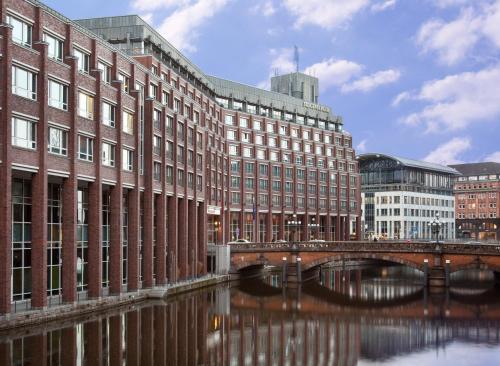 Bild des Steigenberger Hotel Hamburg