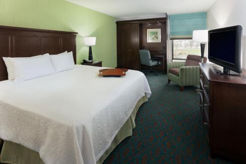 Hampton Inn New Bedford Fairhaven Hotel