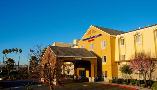 Fairfield Inn and Suites by Marriott Napa American Canyon Photo
