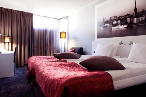 Best Western Kom Hotel Stockholm photo 49