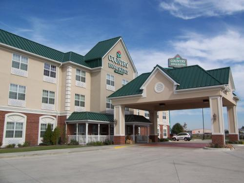 Country Inn Suites By Radisson Hotel Effingham