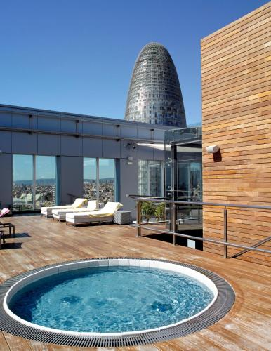 Novotel Barcelona City photo 8