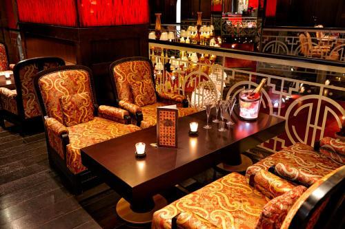 Buddha-Bar Hotel Budapest Klotild Palace photo 21
