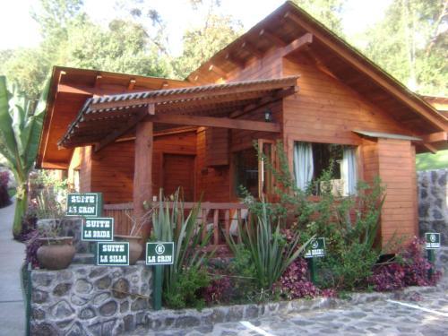 Cabañas El Estribo Hotel Photo