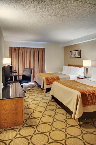 Comfort Inn East Sudbury - Sudbury, ON P3B 4A4