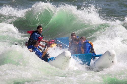 Kumsheen Rafting Resort Photo