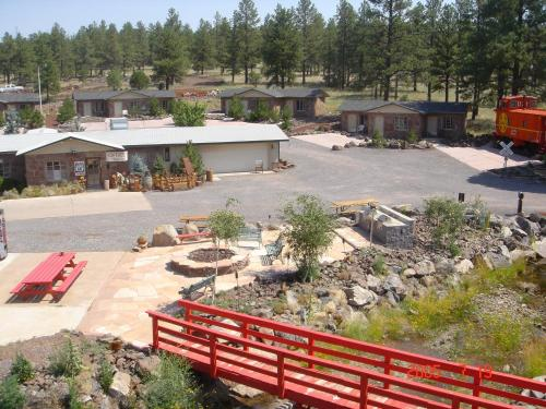 The Canyon Motel & Rv Park
