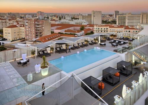 EPIC SANA Lisboa Hotel impression