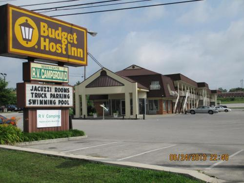 Budget Host Westgate Inn - London, KY 40741