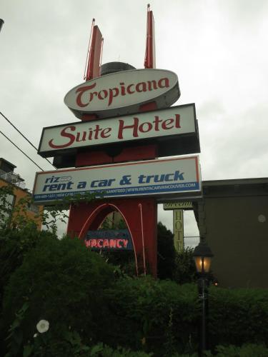Tropicana Hotel Vancouver Canada