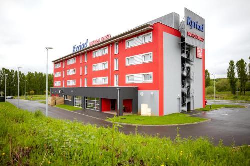 Kyriad design enzo thionville thionville lorraine alsace for Designhotel elsass