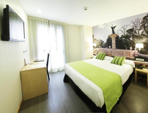 Habitación Doble con vistas ELE Enara Boutique Hotel 17