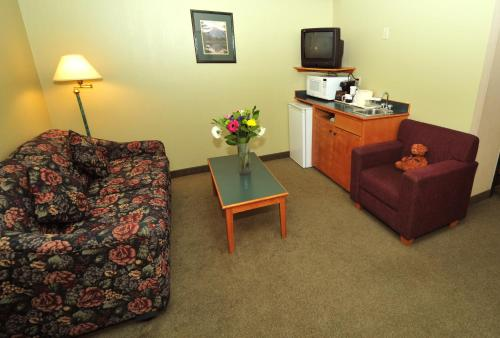 Quality Resort Chateau Canmore Photo