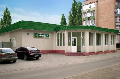 Отель Атриум, Мелитополь, Украина