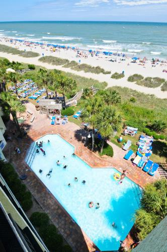 Sea Crest Oceanfront Resort Hotel Myrtle Beach