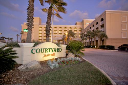 Courtyard By Marriott Jacksonville Beach Oceanfront Hotel