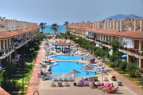 Fethiye Sunset Beach Club Calis harita