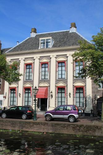 Hotel-overnachting met je hond in De Doelen - Leiden