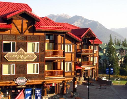 Cornerstone Lodge By Park Vacation Management Hotel Fernie