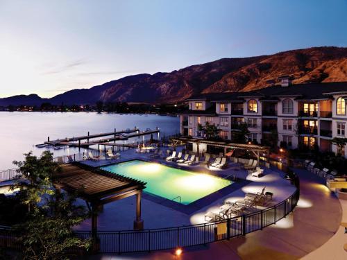 Walnut Beach Resort Hotel Osoyoos