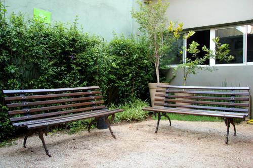 Okupe Hostel Jardins Photo