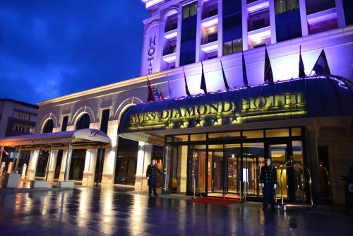 スイス ダイヤモンド ホテル プリシュティナ