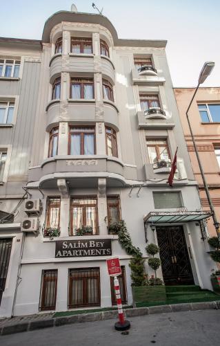 Istanbul Salimbey Apartments fiyat