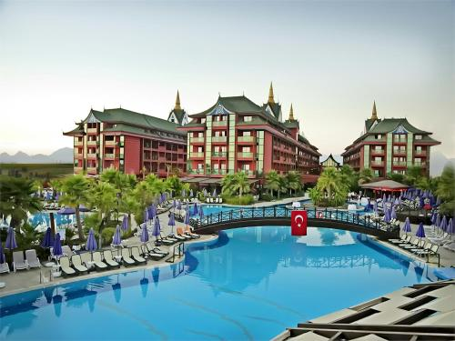 Boğazkent Siam Elegance Hotel & Spa indirim