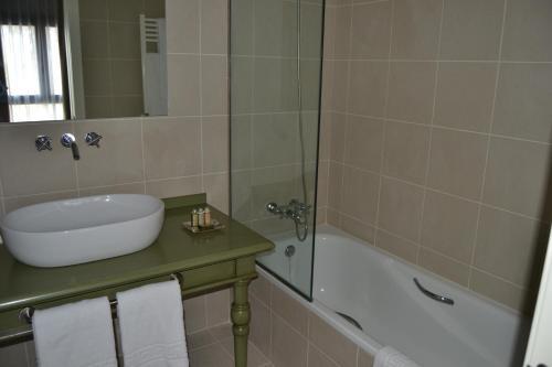 Habitación Doble - 1 o 2 camas - Uso individual Hotel Villa Monter 7