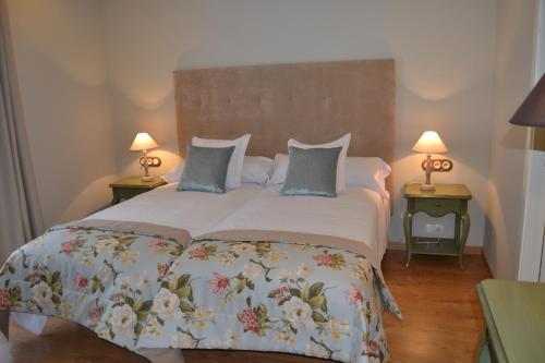 Habitación Doble - 1 o 2 camas - Uso individual Hotel Villa Monter 5