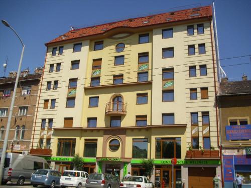 Green Hotel Budapest impression