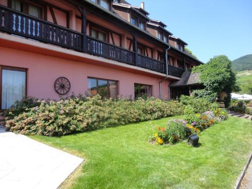 Inter-Hotel Sélestat Nord Le Verger Des Châteaux
