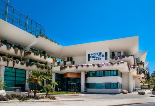 Hotel Deloix 4* Sup photo 12