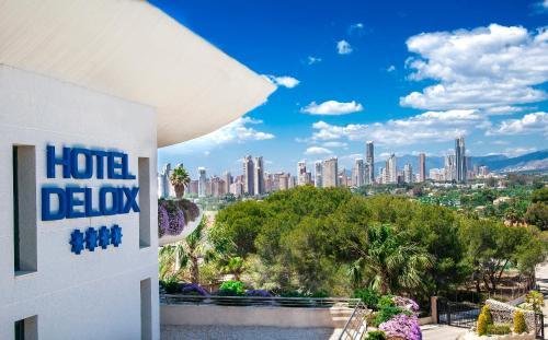 Hotel Deloix 4* Sup photo 13