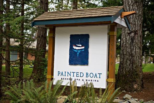 Painted Boat Resort Spa And Marina - Madeira Park, BC V0N 2H0