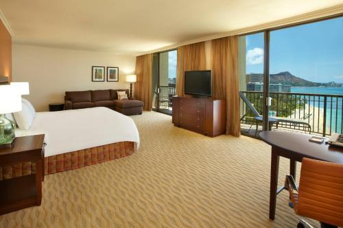 Hilton Hawaiian Village Resort Hotel Honolulu