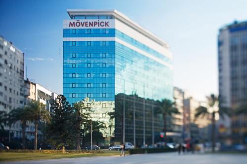 Izmir Mövenpick Hotel Izmir adres