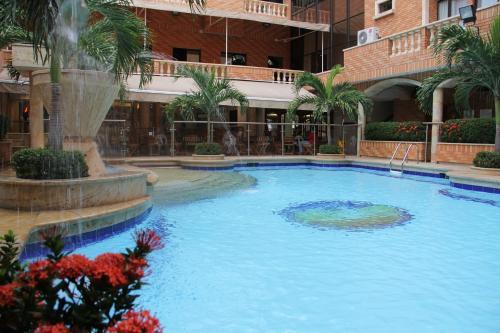 Foto de Hotel Tativan