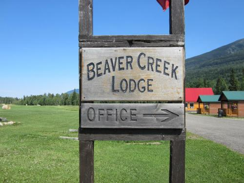 Beaver Creek Lodge And Cabins - McBride, BC V0J 2E0