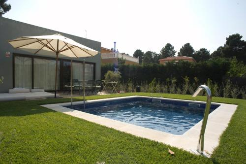Suite deluxe with private pool  Hotel Boutique Pinar 74