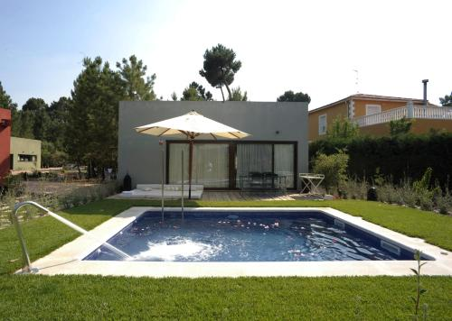 Suite deluxe with private pool  Hotel Boutique Pinar 118