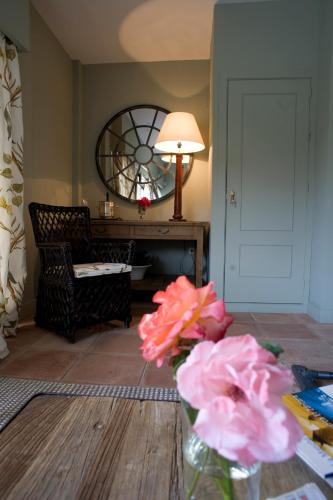 Suite deluxe with private pool  Hotel Boutique Pinar 110