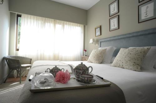 Suite deluxe with private pool  Hotel Boutique Pinar 120
